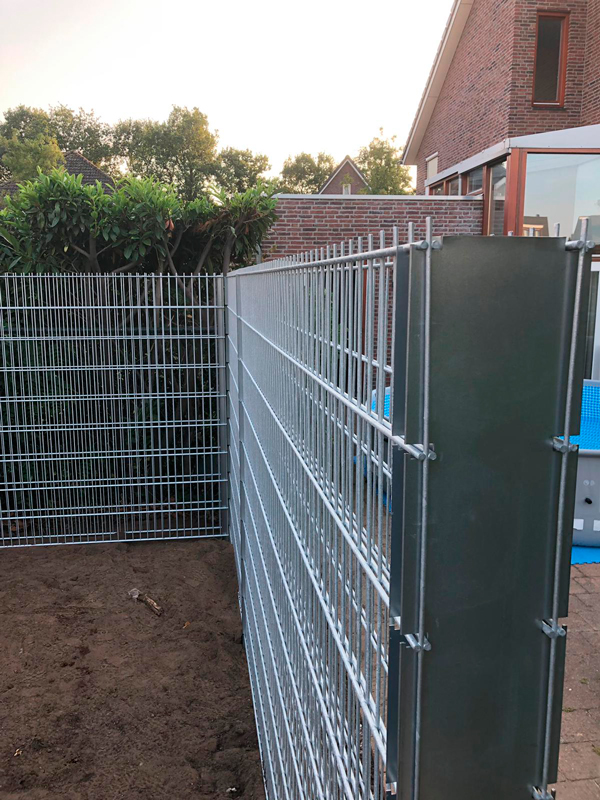 double-wire-fencing-post