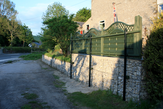 Gabion Walls Amp Baskets