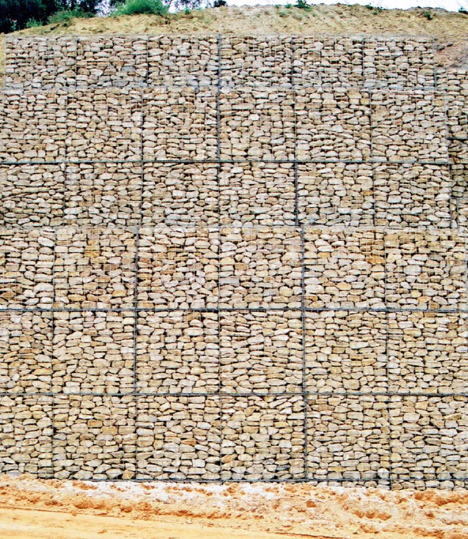 Gabion Retaining Wall Design Gabion Baskets