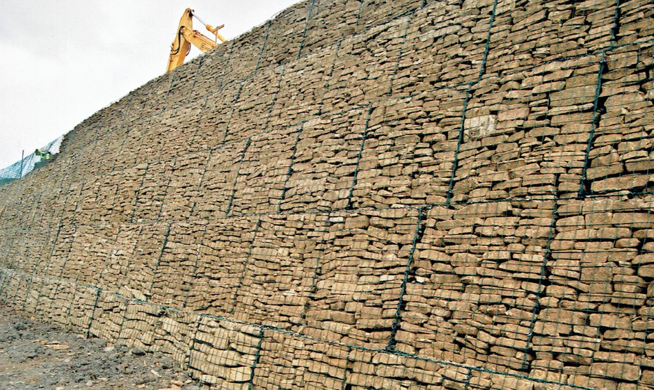 Gabion Retaining Wall Design | Gabion Baskets