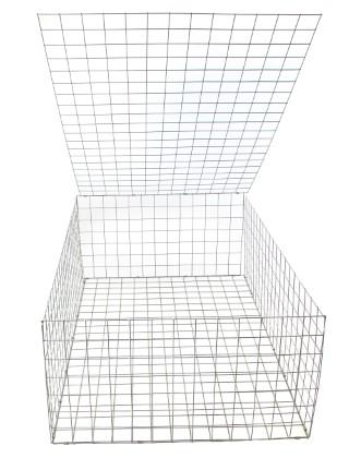 gabion basket 1.5mx1mx.5m