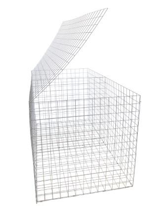 gabion basket 2mx1mx1m