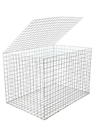 gabion basket 1.5mx1mx1m