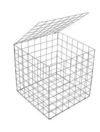 gabion basket .5m cube