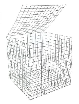 gabion basket 1mx1mxm
