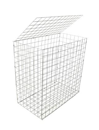 gabion basket 1mx1mx.5m