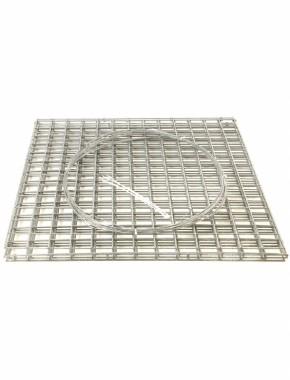 gabion basket 1mx1mx1m 5mm flat