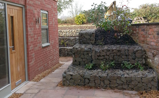 Gabion Retaining Wall Design Gabion Baskets