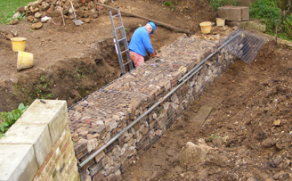 Restoring part of the old Stowmarket Navigation